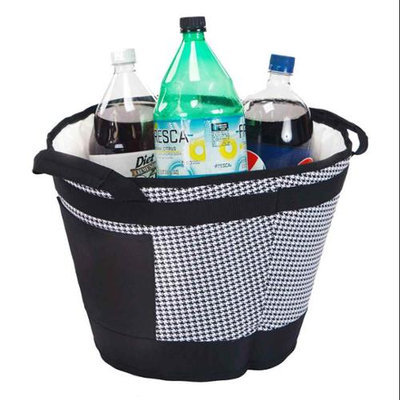 Picnic Plus Psm-336Ht Austin Cooler- Houndstooth