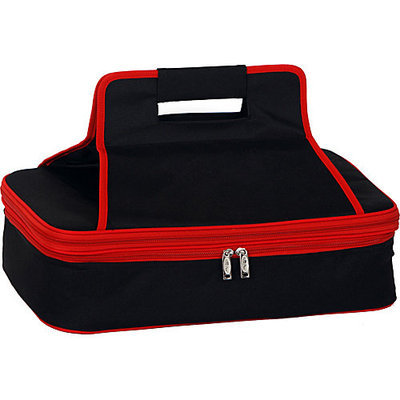 Picnic Plus Entertainer Hot & Cold Food Carrier - Cocoa