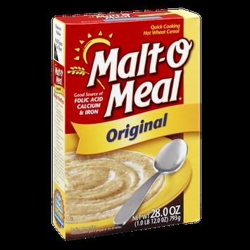 Malt-O-Meal Original Hot Wheat Cereal