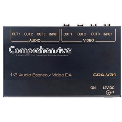 Comprehensive CDA-V31 Video Splitter - 1 x 3