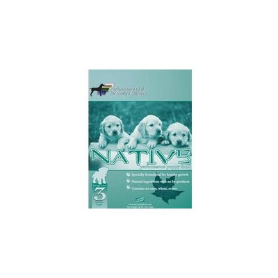 Native Energy Level 3 - Puppy - 40 lb