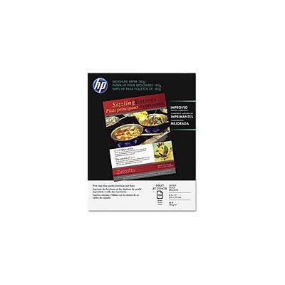 Hewlett Packard Q1987a 8.5x11 Brochure & Flyer Glossy Paper - 150 Sheets