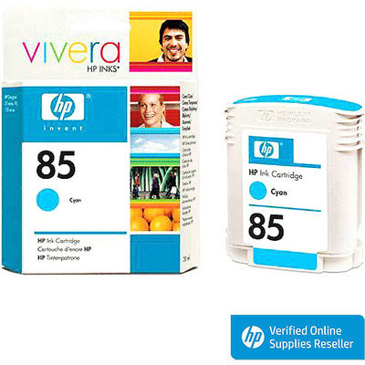 Hewlett Packard HP Original 85 Cyan Ink Jet Cartridge