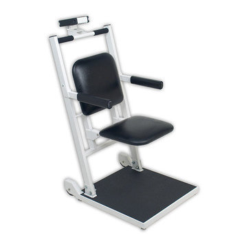 Detecto D-6876 Flip Seat Euro Chair Scale