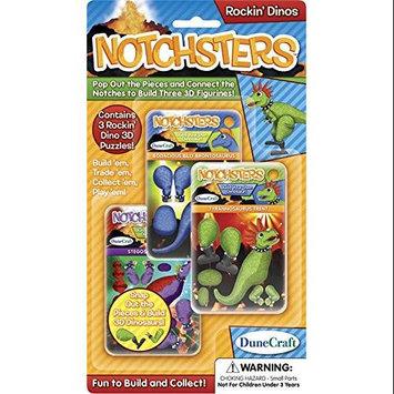 Dunecraft 3D-0413 Notchsters Rockin Dinos (3)