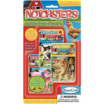 Dunecraft 3D-0414 Notchsters Playful Pets (3)