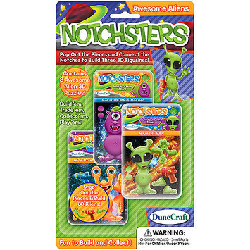 Dunecraft 3D-0416 Notchsters Awesome Aliens (3)