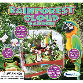 Dunecraft, Inc DUNECRAFT INC. BL-0456 Rainforest Cloud Garden Bi-Level Combo Kit