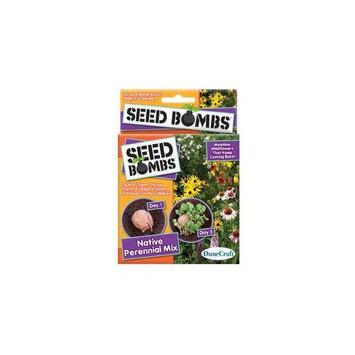 Dunecraft, Inc SE-0466 Native Perennial Mix Seed Bomb DUNX0466