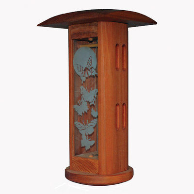 Schrodt PBBSBFHH 9 x 21 Hanging Butterfly House