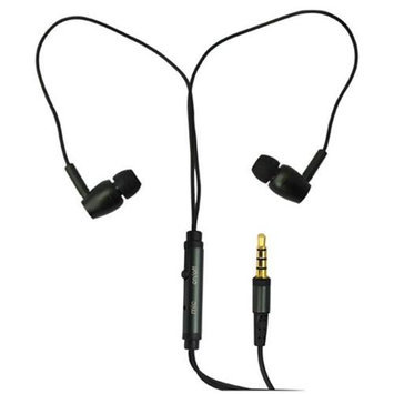 Rnd Accessories RND Noise Reducing Ear Buds with built-in microphone (black)