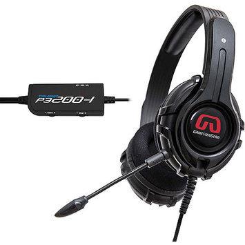 SYBA GamesterGear Cruiser P3200-I Circumaural Stereo Headset