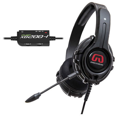 Syba GamesterGear Cruiser XB200-I Gaming Headset For Xbox 360