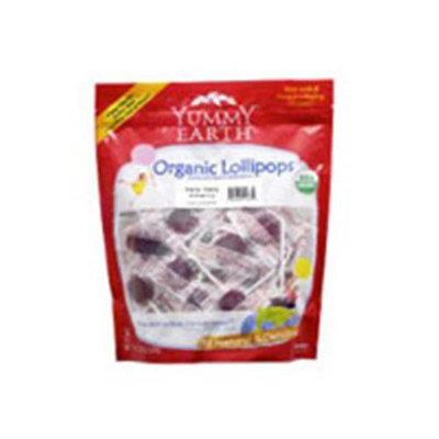 Frontier Lollipop Organic Very Cherry 1 LB by YummyEarth