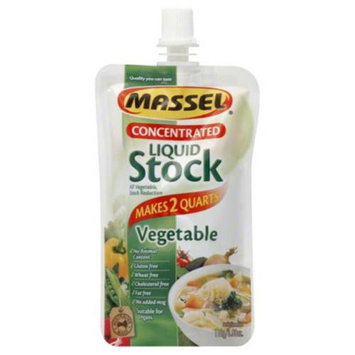 Massel Concentrated Liquid Stock - Vegetable - 3.88 oz