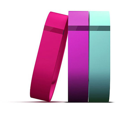 FitBit Flex Accessory Bands, Small - Violet, Teal, Pink by Fitbit