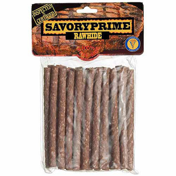 Savory Prime 30 Count 5 Beef Rawhide Munchie Sticks