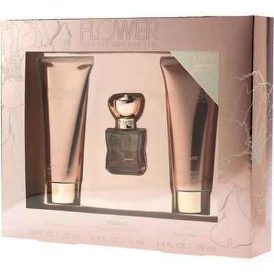 FLOWER Beauty by Drew Barrymore Radiant Classic Fragrance Set, 3 pc
