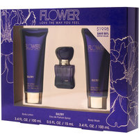 FLOWER Beauty by Drew Barrymore Sultry Classic Fragrance Set, 3 pc