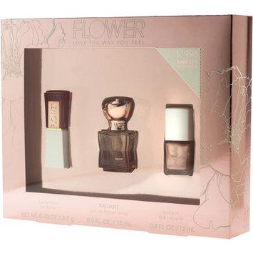 FLOWER Beauty by Drew Barrymore Radiant Fragrance & Color Set, 3 pc