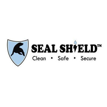 Seal Shield SSKSV208UK Silver Seal Medical Grade Keyboard - Dishwasher Safe & Antimicrobial - Qwerty Is
