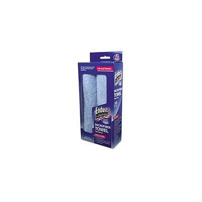 Norazza Inc Endust for Electronics XL Microfiber Towels, 2 Pack