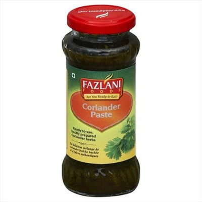 Fazlani 300 G. Coriander Paste - Case Of 6