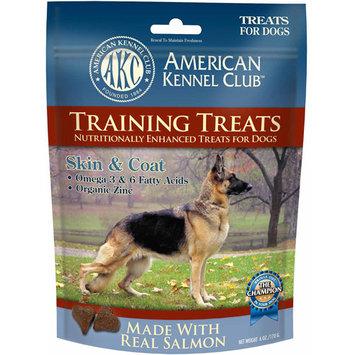 American Kennel Club AKCHEL0015 6 oz Salmon Training Treats