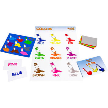 Teach My Toddler Colors - ITG COMMUNICATIONS INC.