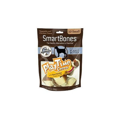 Petmatrix Llc SmartBones PlayTime Dog Chews Peanut Butter Small