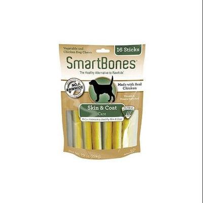 Petmatrix Llc-Smartbones Functional Health Chews- Skin And Coat 16 Pack SBFC-02030