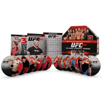 UFC FIT Complete 12-Week Training DVD Workout Program