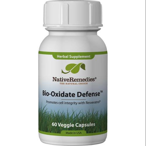 Native Remedies BIO001 Bio-Oxidate for Anti-Aging Support - 60 VegeCaps