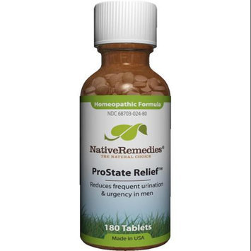 Pro-State Relief by Native Remedies - 180 Tablets