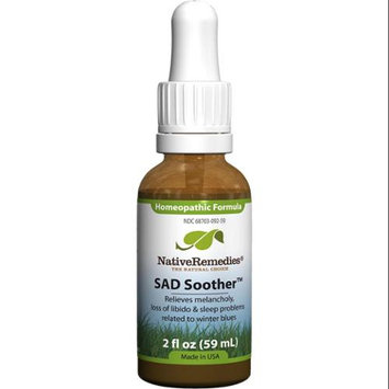Native Remedies SDS001 SAD Soother for Problems Related to Winter Blues - 50ml