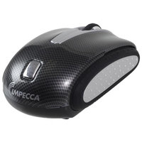 Impecca WM404 Traveling Notebook Mouse - Jewel Fish Pattern