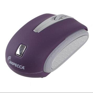Impecca I Love Ny WM402PU Traveling Notebook Mouse - Purple