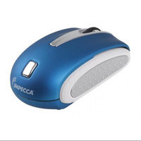 Impecca I Love Ny WM402B Traveling Notebook Mouse - Blue