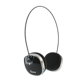 Impecca Bluetooth Stereo Headphones - Black
