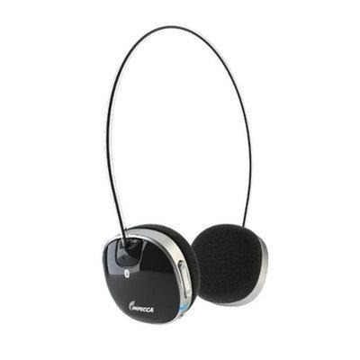 Impecca Bluetooth Stereo Headphones - Black