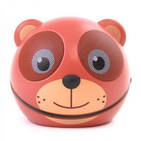 Zalman Zoo Tunes Portable Speaker - Cocoa the Bear