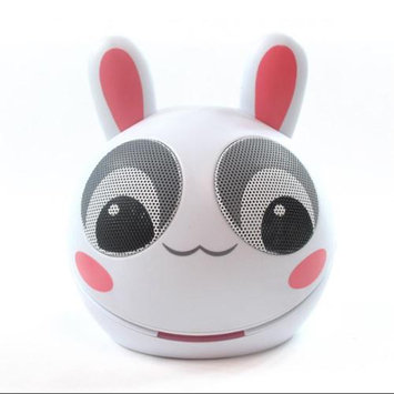 Impecca MCS06 Compact Portable Rabbit Character Speaker