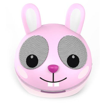 Impecca Usa Impecca - Portable Mini Character Speaker (Razzle the Rabbit)