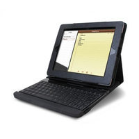 Impecca KBC84BT Detachable Wireless Keyboard & Protective Case/stand For All Ipads