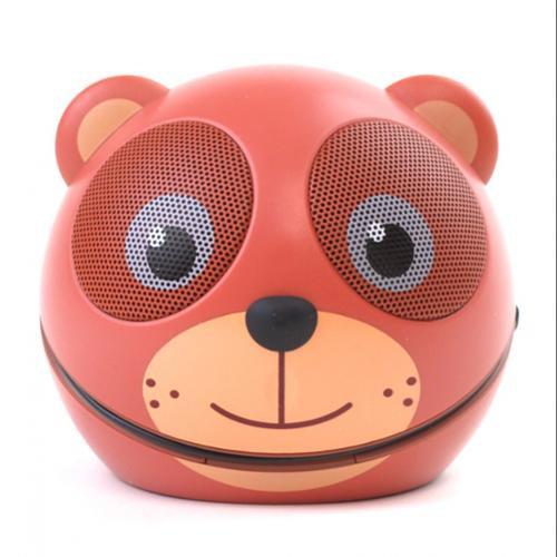 Impecca - Portable Bluetooth Speaker Teddy Bear