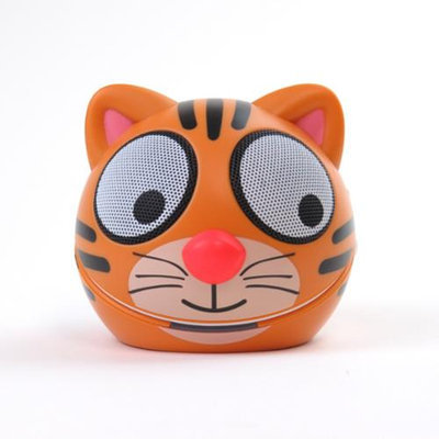 Impecca - Portable Bluetooth Speaker Terry the Tiger