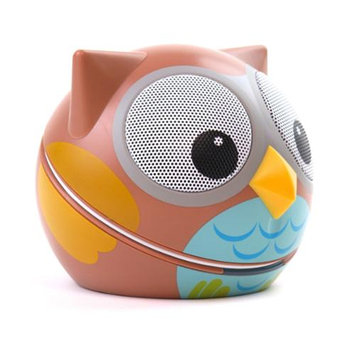 Impecca - Portable Bluetooth Speaker Ogle the Owl