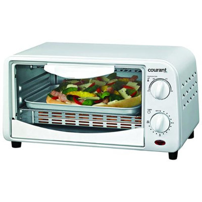 Courant TO9M1W Countertop Toaster Oven White