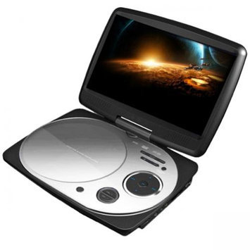 Impecca DVP916W 9 Inch Swivel Portable Dvd Player White