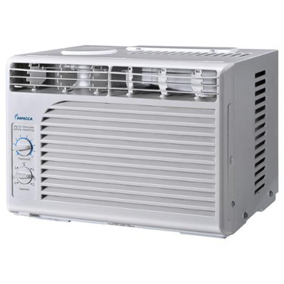 Impecca 5,000 BTU Mechanical Mini Window Air Conditioner